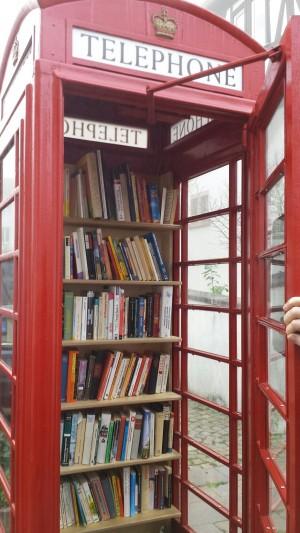 bibliotheek straat